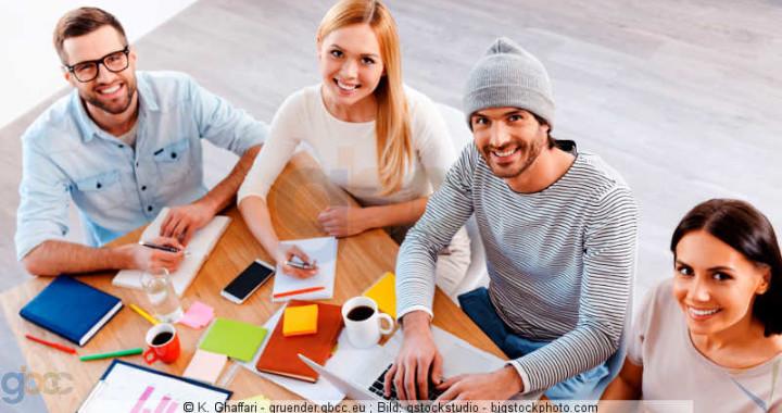 Zwei Elementare Herausforderungen für ein Gründerteam