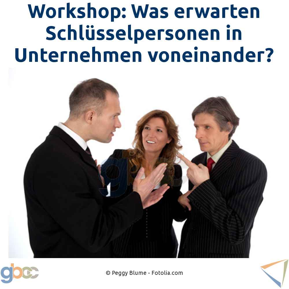 Inhouse-Workshop Rollenerwartungen